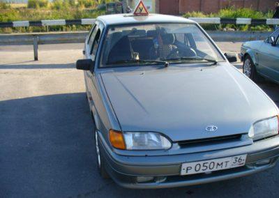 учебный автомобиль 2