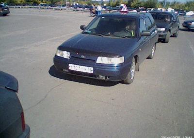 учебный автомобиль lada 2