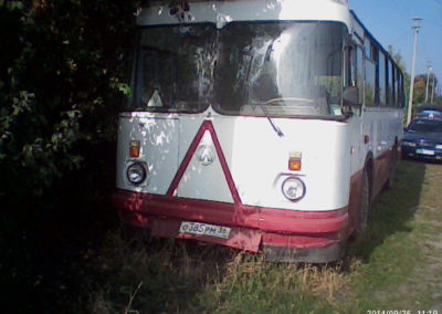 учебный автобус лиаз