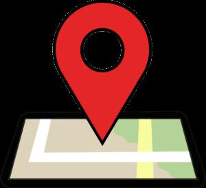 значок Местоположение