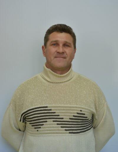 Elʹsin Vaceslav Alekseevic- instruktor po vozdeniu