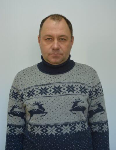 Glazkov Vladimir Vladimirovic- instruktor
