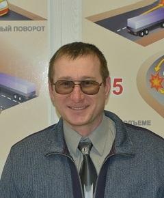 Negodaev Vitalij Svatoslavovic- instruktor