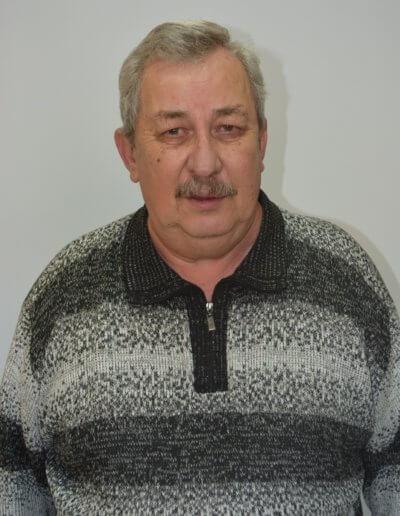 Saturov Sergej Alekseevic- prepodavatelʹ